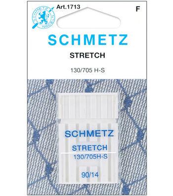 Schmetz Stretch Machine Needles 5/Pk-Size 14/90