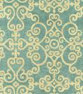 P/K Lifestyles Multi-Purpose Decor Fabric 54\u0022-Tendril/Seaglass