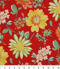 Home Essentials Print Fabric 45\u0027\u0027-Breeze McLorelei