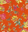 Home Decor 8\u0022x8\u0022 Fabric Swatch-Williamsburg Pondicherry Tumeric