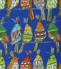 Richloom Studio Upholstery Print Fabric 54\u0022-Ginger Lapis