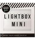 Heidi Swapp Marquee Love Mini Lightbox-White