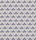 Eaton Square Print Fabric 51\u0022-Director/Lake