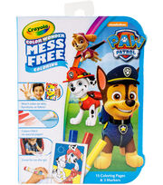 Crayola Color Wonder On The Go Coloring Kit-Paw Patrol, , hi-res