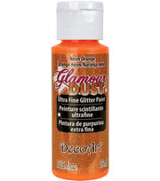 DecoArt Americana Glamour Dust Neon Paint 2oz, , hi-res
