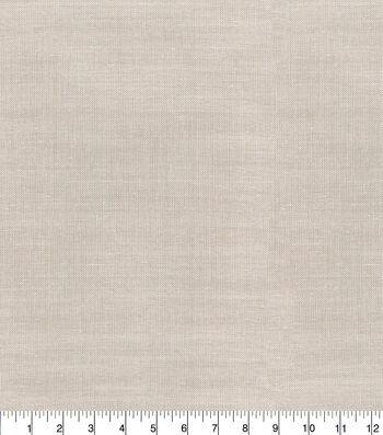 P/Kaufmann Drapery Fabric 56''-Pebble Linet