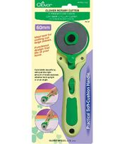 Clover 60mm Rotary Cutter, , hi-res