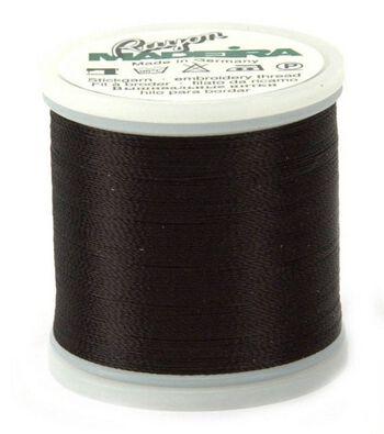 Madeira Rayon Thread Refills Black/White/Gray