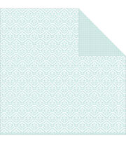 Kaisercraft I Do! - Something Blue Double Sided Cardstock, , hi-res