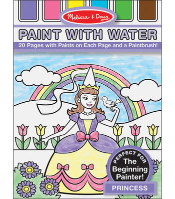 Princess -paint With Water