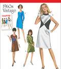 Simplicity Patterns Us1012Bb-Simplicity Misses\u0027 And Miss Plus 1960\u0027S Vintage Dresses-20W-28W