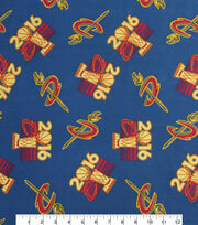 "Cleveland Cavaliers Cotton Fabric 45""-Championship Logo, , hi-res"