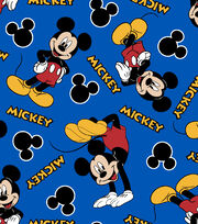 "Disney Mickey Mouse Cotton Fabric 43""-1928, , hi-res"