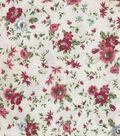 Keepsake Calico™ Cotton Fabric 43\u0022-Dainty Pink Blue Floral