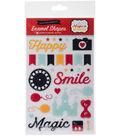 Magic & Wonder Adhesive Enamel Shapes