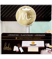 """Heidi Swapp Minc Lamination Labels 3.5""""X2.5"""" 8/Pkg-Color, , hi-res"""