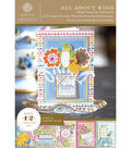 Anna Griffin Playful Pieces Cardmaking Kit