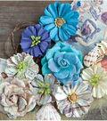 Vtg Quartr-french Riv Flowers