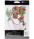 Prima Princesses Cling Stamp 5\u0022X7\u0022-Coco