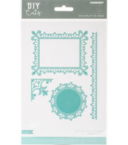 "Kaisercraft Decorative Die-Ornate Pack 1.5""X3.75"", , hi-res"