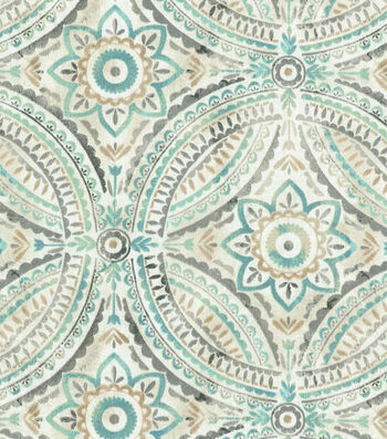 "Kelly Ripa Upholstery Fabric 54""-Blissfullness Spa"