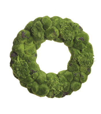 Bloom Room 15'' Moss Wreath