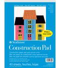 Strathmore Kids Construction Paper Pad