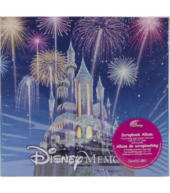 "Disney® Memories Postbound Album 12""X12""-"