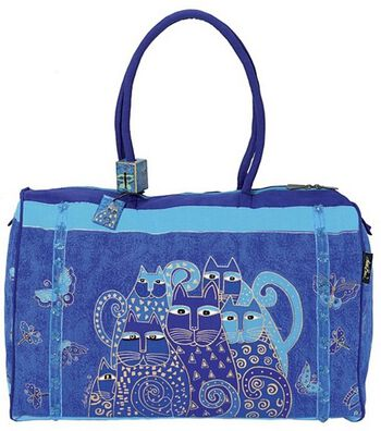 Laurel Burch Travel Bag -2 Designs