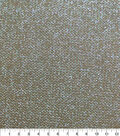 Casa Embellish Knit Fabric 58\u0022-Metallic Black & Balitc