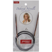 Deborah Norville Fixed Circular Needles 47'' Size 6/4.0mm, , hi-res