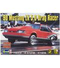 Revell \u002790 Mustang LX 5.0 Drag Racer Plastic Model Kit