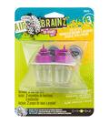 AirBrainz Airbrush Clip Caps 2/Pkg-Pink
