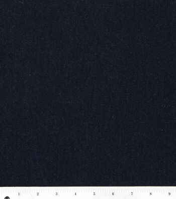 "Bottomweight 11oz Stretch Denim Fabric 57""-Dark Wash"