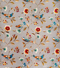 Home Decor 8\u0022x8\u0022 Fabric Swatch-Eaton Square Singer Cinnamon & Stone