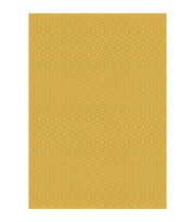 Teresa Collins Honeycomb Embossing folder by Craftwell, , hi-res