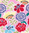 Koko Lee™ Cotton Fabric-Cut And Paste Florals