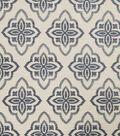 Jaclyn Smith Upholstery Fabric 53\u0022-Accurate/Indigo