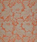 Crypton Upholstery Fabric 54\u0022-Melrose-Persimmon