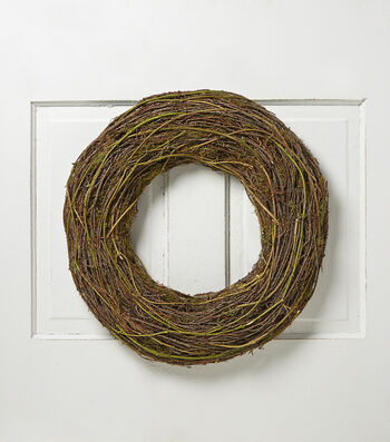 Bloom Room Willow Wreath