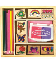 Melissa & Doug Friendship Stamp Set, , hi-res