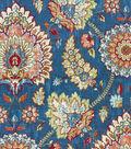 Waverly Upholstery Fabric 54\u0022-Bartlett Place Gem
