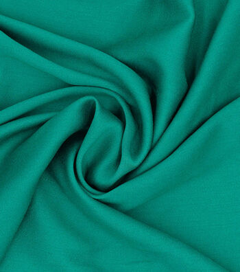 "Silky Stretch Rayon Fabric 54""-Pepper Green"