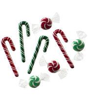 Jolee's Christmas Embellishments 8/Pkg Mini Christmas Candies, , hi-res