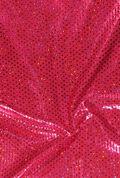 Performance Apparel Poly Spandex Fabric 59\u0022-Berry Fuchsia