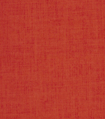"Robert Allen @ Home Outdoor Fabric 54""-Baja Linen Poppy"