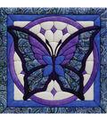 Butterfly Quilt Magic Kit-12\u0022X12\u0022