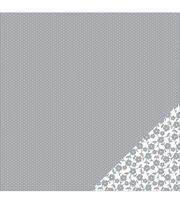 American Crafts Basics Tiny Dot Double-Sided Cardstock, , hi-res