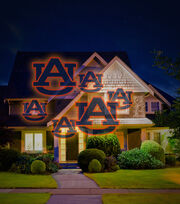 Auburn University Tigers Team Pride Light, , hi-res