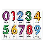 Melissa & Doug See-Inside Numbers Peg, , hi-res